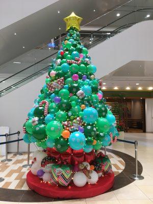 クリスマスツリー マークイズ静岡